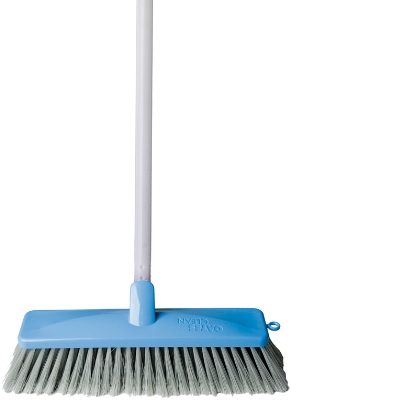 Ultimate Indoor Broom Handled