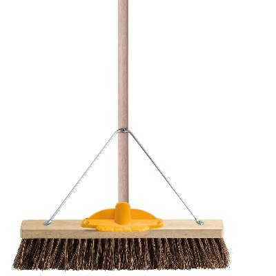 450mm Sweep All Bassine Broom Handled