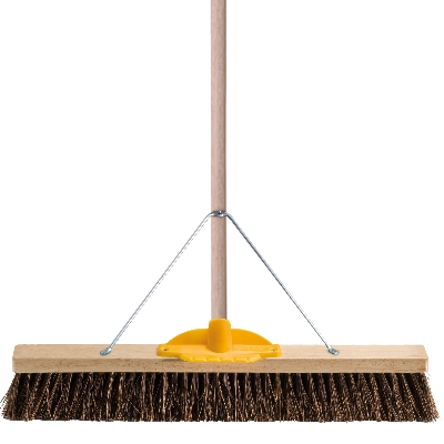 600mm Sweep All Bassine Broom Handled