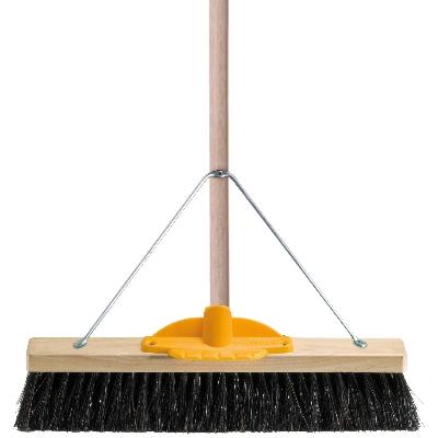 450mm Sweep Eze Platform Blend Broom Handled
