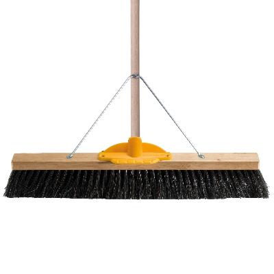 600mm Sweep Eze Platform Blend Broom Handled