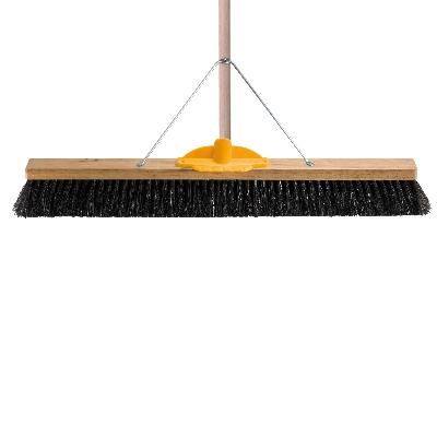 750mm Sweep Eze Platform Blend Broom Handled