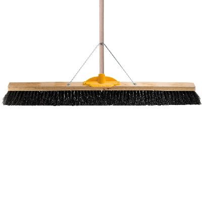 900mm Sweep Eze Platform Blend Broom Handled