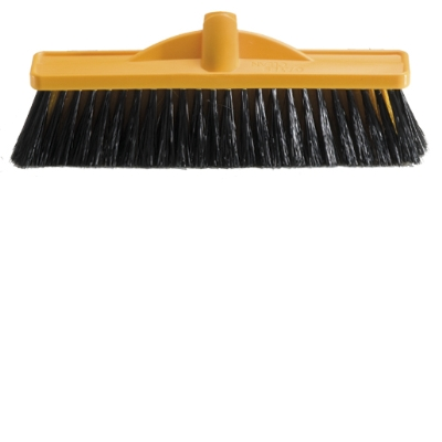350mm Medium Stiff Poly Broom