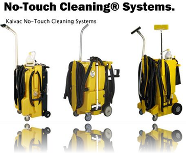 no touch cleaning machine