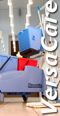 Numatic Machines Halo Supply Solutions Cleaning
