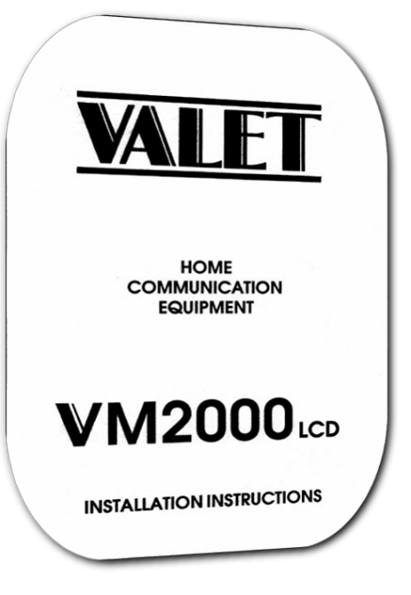 valet    icentral product brochures  u0026 manuals